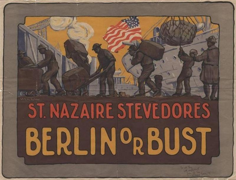 St. Nazaire Stevedores - Berlin Or Bust