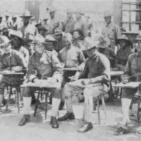 United States Provisional Training Company No. 5 of the Colored Officers Training Camp at Fort Des Moines, Iowa